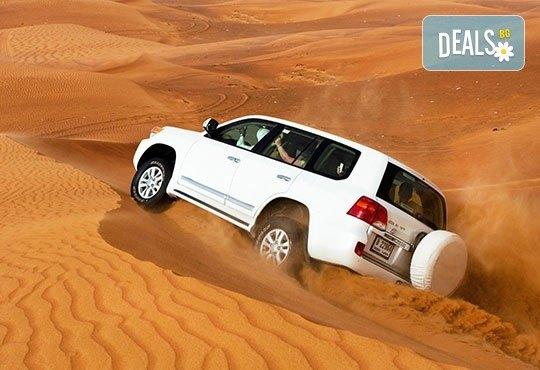 Достижим лукс в Дубай през есента! 4 нощувки със закуски в Arabian Park 3* и панорамен тур на Дубай, самолетен билет, такси и трансфер! - Снимка 5
