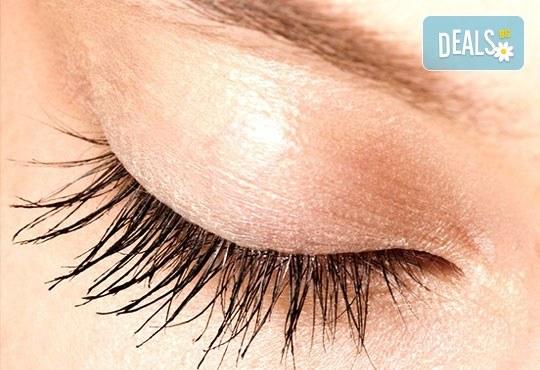Секси поглед? Удължаване и сгъстяване на мигли по системата косъм по косъм в Студио за красота SUNCHITA - Снимка 3