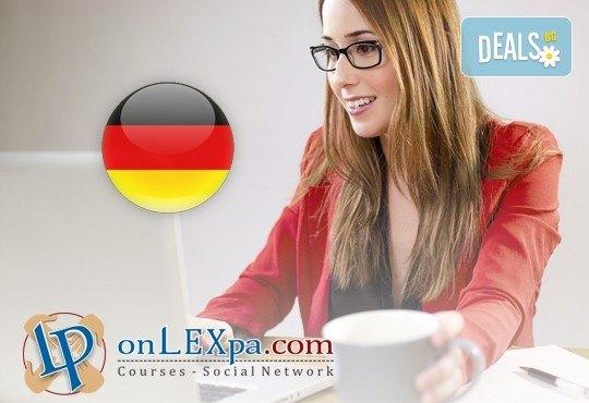 Говорите ли немски? Двумесечен онлайн курс по немски за начинаещи и страхотен IQ тест от onlexpa.com! - Снимка 1