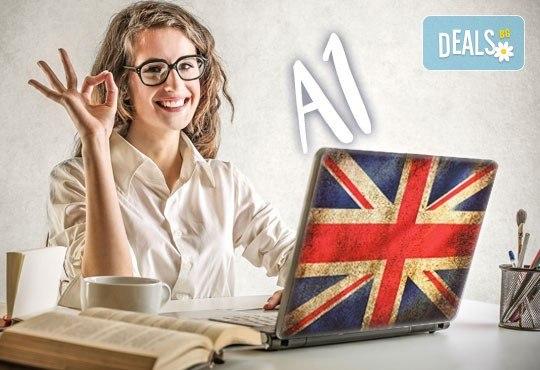 Учете език в удобно време и час! Вземете онлайн курс по английски език на ниво А1 от школа Без граници! - Снимка 1