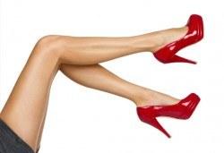 Избавете се от окосмяването! Вземете IPL фотоепилация на цели крака и 2 зони по избор в салон Орхидея! - Снимка