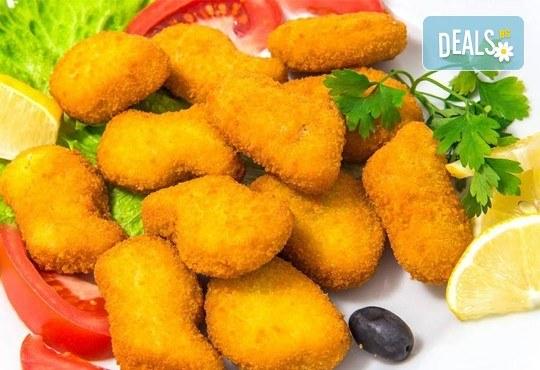 Имате повод да празнувате? Ресторант Интелкооп, Пловдив, Ви предлага четиристепенно празнично меню с богат избор, за 10 човека, на супер цена! - Снимка 5