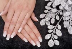 Забележителни ръце! Гел лак в цвят по избор върху естествен нокът, 2 декорации и бонус 50% отстъпка от следваща процедура в NSB Beauty Center! - Снимка