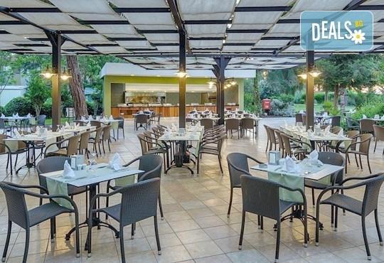 Last minute почивка със самолет в Анталия! 7 нощувки на база All Inclusive в Ghazal Resort Thalasso 5*, Кемер, двупосочен билет, летищни такси и трансфери! - Снимка 5