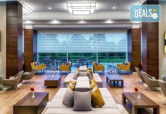 Last minute почивка със самолет в Анталия! 7 нощувки на база All Inclusive в Ghazal Resort Thalasso 5*, Кемер, двупосочен билет, летищни такси и трансфери! - Снимка 8