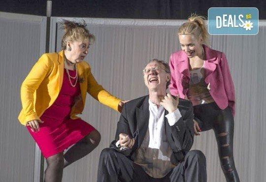 Уникално смешна комедия по братя Макс! Гледайте Паника в хотела'' на 04.10. от 19 ч, Театър Сълза и Смях, Открита сцена - Снимка 6