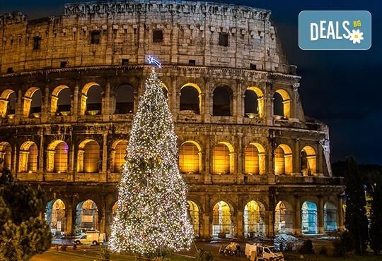 Ранни записвания за Нова година 2017 в Рим, Италия! 5 нощувки със закуски, транспорт и представител от Холидей БГ Тур! - Снимка 1