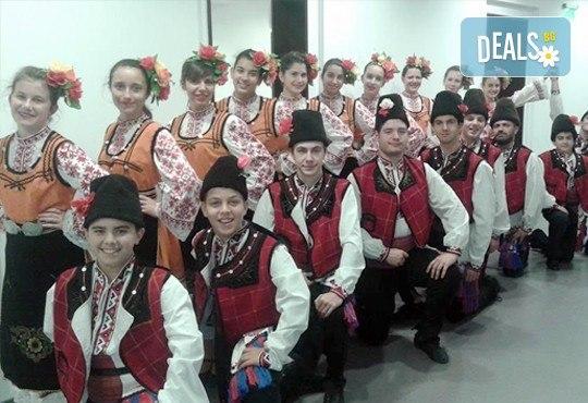 Школа за начинаещи на възраст над 12 г. - 8 репетиции при Младежки танцов състав Дивни танци - Варна! - Снимка 3