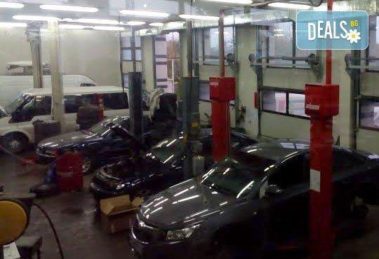 Компютърна диагностика и изчистване на грешки на лек автомобил, плюс бонус цялостен преглед от Бавария Автосервиз - Снимка 6