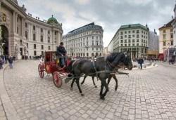 През декември до Виена и Будапеща: 2 нощувки със закуски, транспорт