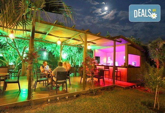 Last minute почивка през октомври в Анталия! 7 нощувки на база All Inclusive в Primasol Telatiye Resort Hotel 5*, двупосочен билет, летищни такси и трансфери - Снимка 12