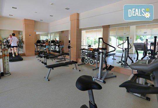 Last minute почивка през октомври в Анталия! 7 нощувки на база All Inclusive в Primasol Telatiye Resort Hotel 5*, двупосочен билет, летищни такси и трансфери - Снимка 13