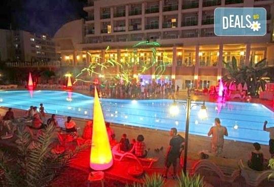 Last minute почивка през октомври в Анталия! 7 нощувки на база All Inclusive в Primasol Telatiye Resort Hotel 5*, двупосочен билет, летищни такси и трансфери - Снимка 17