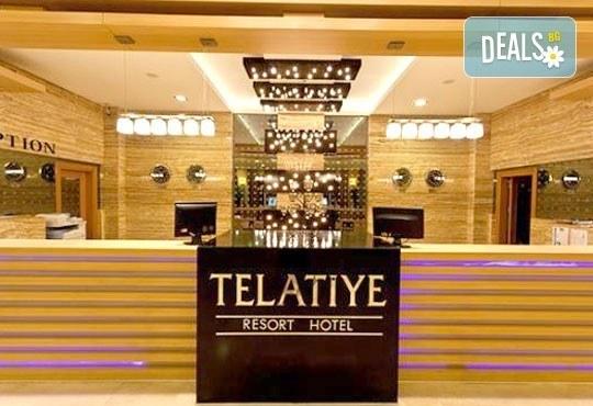 Last minute почивка през октомври в Анталия! 7 нощувки на база All Inclusive в Primasol Telatiye Resort Hotel 5*, двупосочен билет, летищни такси и трансфери - Снимка 6