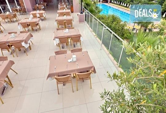 Last minute почивка през октомври в Анталия! 7 нощувки на база All Inclusive в Primasol Telatiye Resort Hotel 5*, двупосочен билет, летищни такси и трансфери - Снимка 8