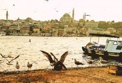 През ноември в Истанбул, Турция с транспорт и екскурзовод, нощен преход