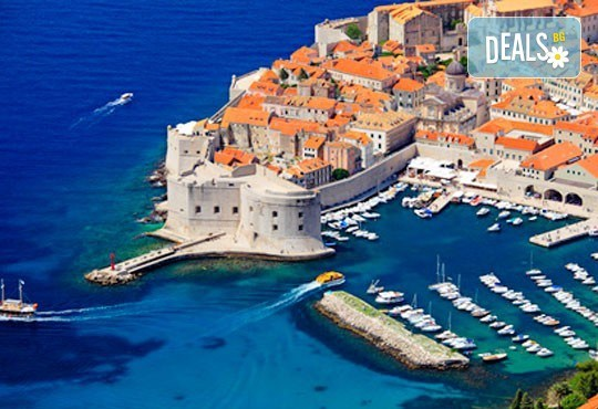 Екскурзия до Дубровник, Будва, Тирана, Струга и Охрид през октомври! 4 нощувки с 4 закуски и 3 вечери, транспорт и богата програма - Снимка 1