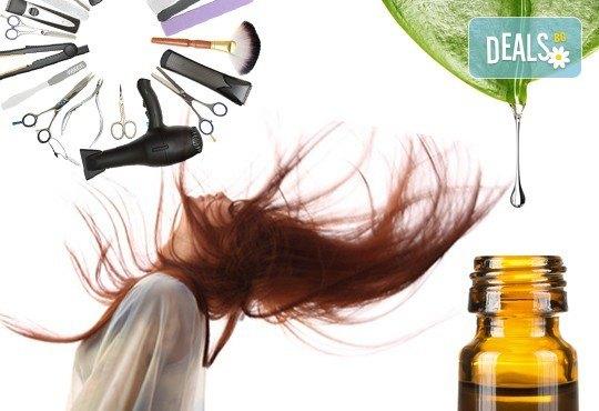 Beauty Innovation - еликсир за скалпа и косъма, подстригване, сешоар и стайлинг във верига дермакозметични центрове Енигма! - Снимка 1