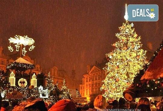 Преди Коледа в Прага, Братислава, Виена и Будапеща: 3 нощувки и закуски, транспорт