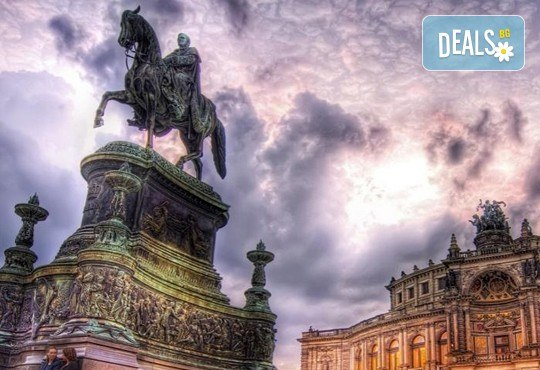 Предколедна приказка в Прага, Дрезден, Виена и Будапеща с Дари Травел! 3 нощувки със закуски в хотели 2/3*, транспорт и програма - Снимка 8