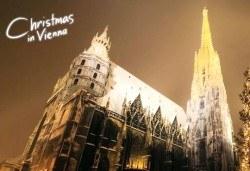 Предколедна Виена и Будапеща: 3 нощувки и закуски в хотел 2/3*, транспорт и програма