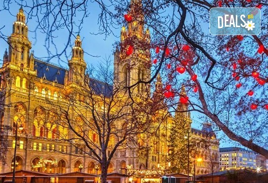 Предколедна Виена и Будапеща с Дари Травел! 3 нощувки със закуски, хотел 2/3* във Виена, транспорт, включени панорамни обиколки и застраховка - Снимка 10