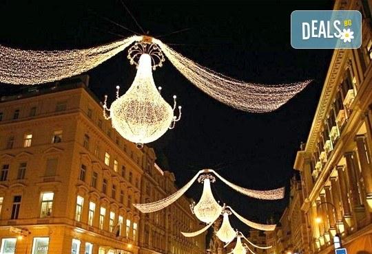 Предколедна Виена и Будапеща с Дари Травел! 3 нощувки със закуски, хотел 2/3* във Виена, транспорт, включени панорамни обиколки и застраховка - Снимка 4