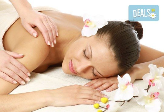 Екзотичен СПА ден за пълно блаженство с масажи за един или двама души и подарък: чаша вино в салон Лаура стайл! - Снимка 2