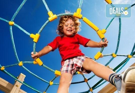 """45-минутно забавление на въжена градина """"Паяжината"""" в развлекателен парк """"Бонго-Бонго"""" за Вас и Вашето дете, Драгалевци! - Снимка 2"""