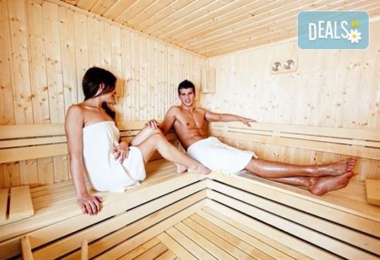 1 час ползване на парна баня, сауна и приключенски душ за един, двама или трима човека в Beauty & Spa Musitta - Снимка 1