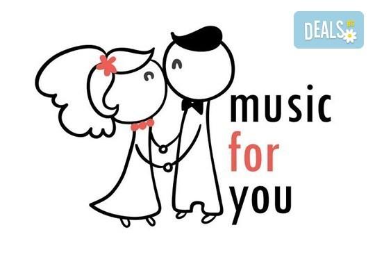 Цялостна организация на сватбено тържество, координатор на сватбения ден + водещ на изнесен ритуал от MUSIC for You! - Снимка 2