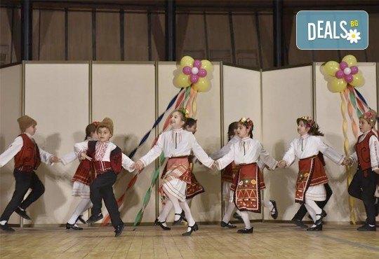 Школа за начинаещи - 8 репетиции за начинаещи на възраст от 4-13 г. при Детски танцов състав Дивни танци - Варна! - Снимка 2
