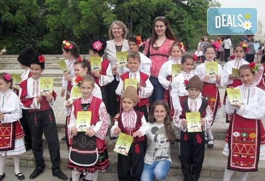 Школа за начинаещи - 8 репетиции за начинаещи на възраст от 4-13 г. при Детски танцов състав Дивни танци - Варна! - Снимка 5