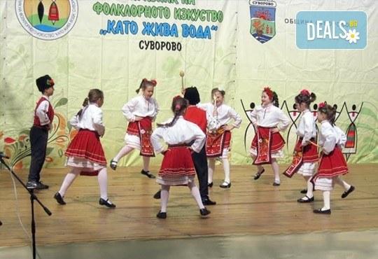 Школа за начинаещи - 8 репетиции за начинаещи на възраст от 4-13 г. при Детски танцов състав Дивни танци - Варна! - Снимка 1