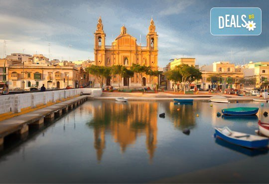 Празнувайте 8-ми декември в Малта: 4 нощувки със закуски, самолетен билет и летищни такси! - Снимка 4