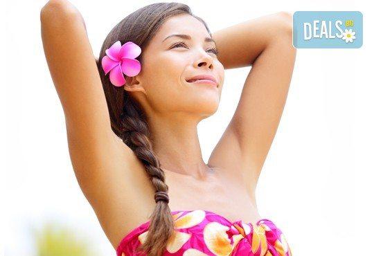 Време е за летни разкрасителни процедури! Е-Light фотоепилация, пълен интим и подмишници в Магнифико - Снимка 1