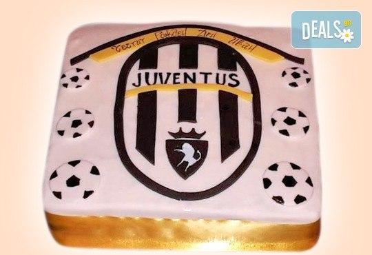 Торти за футболни фенове, геймъри и почитатели на спорта от Сладкарница Джорджо Джани - Снимка 12