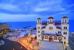 Нова година 2017 в Паралия Катерини, Гърция, със Запрянов Травел! 2 нощувки със закуски в хотел Girni 3*, празнична вечеря и възможност за транспoрт - Снимка