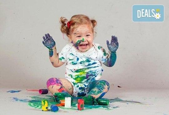 Професионална фотосесия по избор в студио - детска, семейна, индивидуална или сватбена и обработка на всички заснети кадри, Chapkanov Photography! - Снимка 1