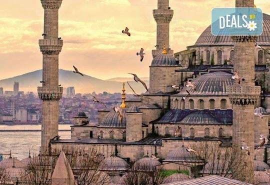 Екскурзия до Истанбул с възможност за разходка с кораб по Босфора и шопинг в Outlet Margi в Одрин: 2 нощувки и закуски в Ikbal Deluxe 3*, транспорт и екскурзовод! - Снимка 3
