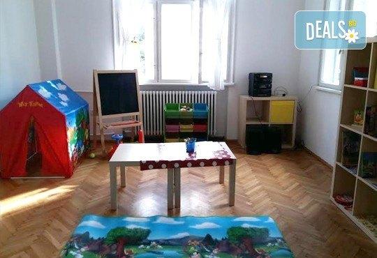 Полудневна детска занималня за един ден, една седмица или един месец в детска къща Лече Буболече! - Снимка 4