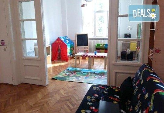 Полудневна детска занималня за един ден, една седмица или един месец в детска къща Лече Буболече! - Снимка 6