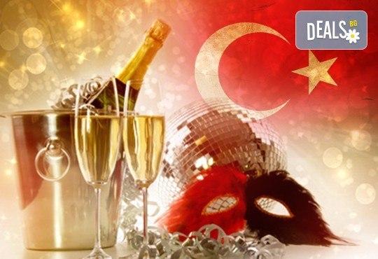 Нова година в Gure Termal Resort 4*, Акчай, Турция! 3 нощувки с 3 закуски и 2 вечери, празнична вечеря и възможност за транспорт! Дете до 6 години брзплатно! - Снимка 1