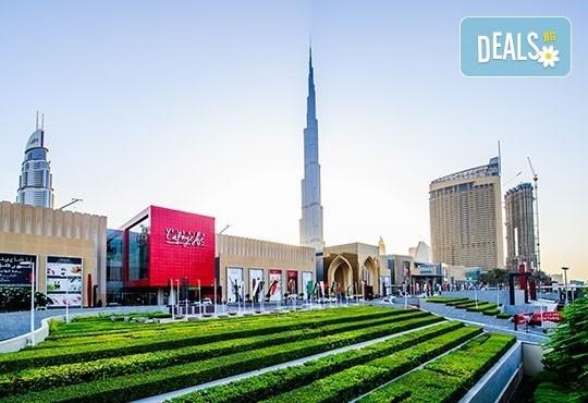 Космополитният Дубай ви очаква! 5 нощувки и закуски в Cassells Al Barsha 4* през октомври и ноември, самолетен билет и обзорна обиколка на града! - Снимка 2