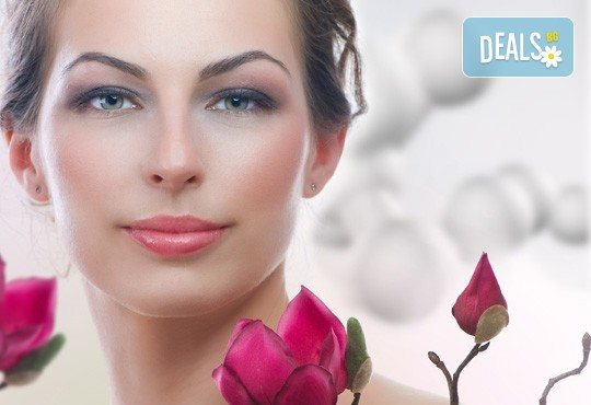 Интензивна платинена регенерация на лице и ултразвуково почистване в център Енигма