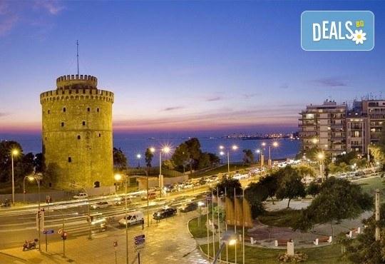 Нова година 2017 в Солун с Дари Травел! 3 нощувки със закуски в Telioni Hotel 3*, транспорт и панорамeн тур в Солун - Снимка 11