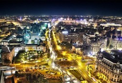 Нова Година 2017 в Букурещ с Дари Травел! 2 нощувки със закуски и 1 вечеря в Ibis Gara де Nord 3*, транспорт и панорамна обиколка на Букурещ - Снимка
