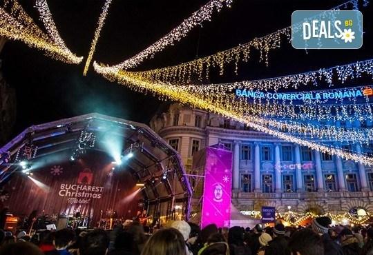 Нова Година 2017 в Букурещ с Дари Травел! 2 нощувки със закуски и 1 вечеря в Ibis Gara де Nord 3*, транспорт и панорамна обиколка на Букурещ - Снимка 5