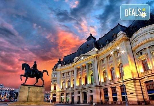 Нова Година 2017 в Букурещ с Дари Травел! 2 нощувки със закуски и 1 вечеря в Ibis Gara де Nord 3*, транспорт и панорамна обиколка на Букурещ - Снимка 3
