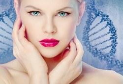 Терапия против бръчки с хиалуронова киселинаи колаген и масаж на лице, шия и деколте в студио Про Фешанъл! - Снимка